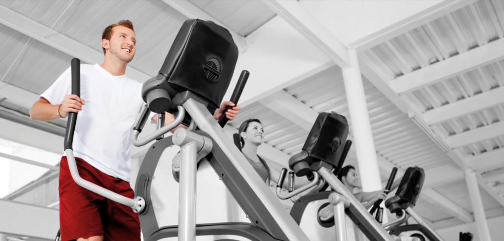Krafttraining im TV 1860 Gunzenhausen Sportstudio Keep It Fit
