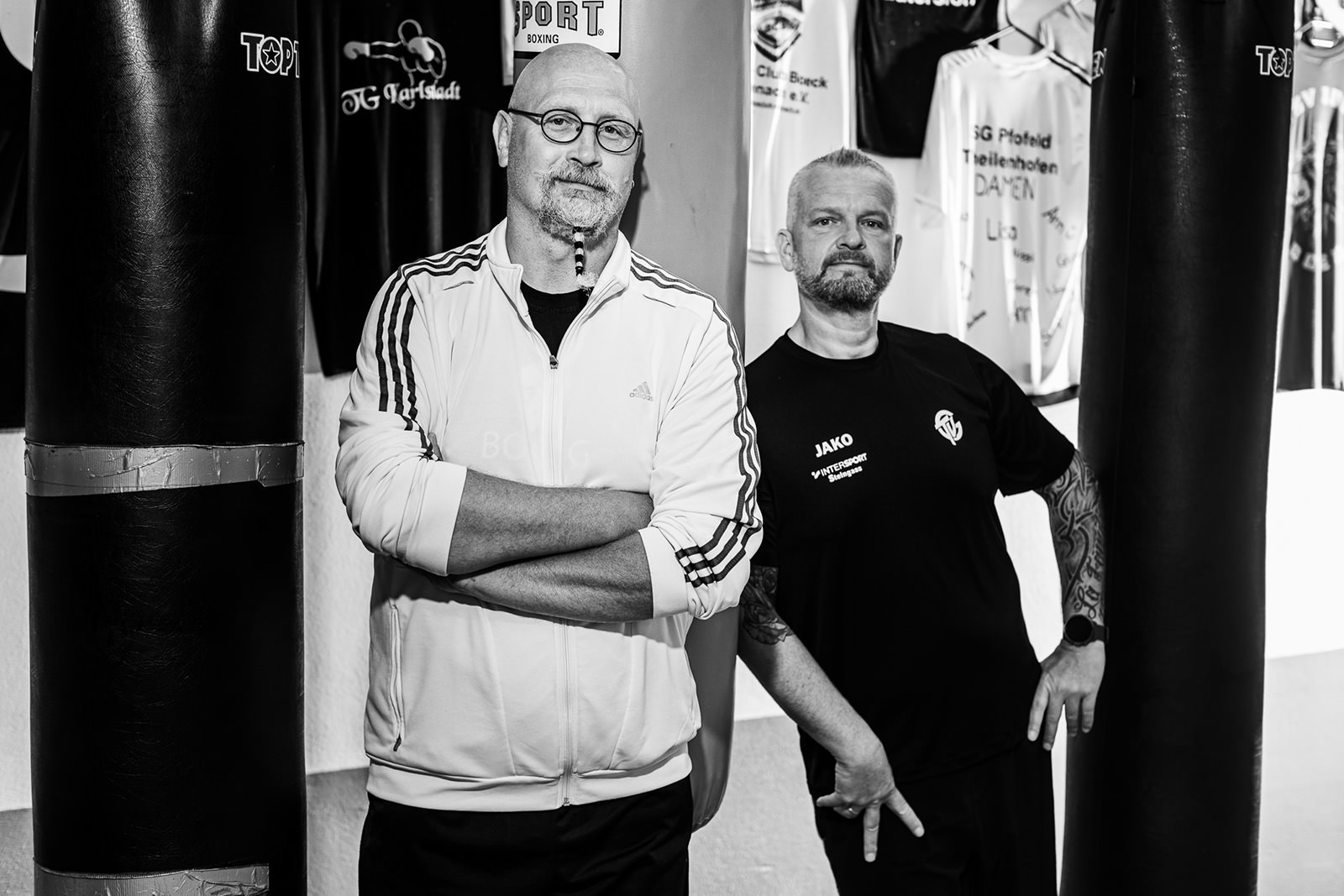 Boxen Gunzenhausen – Boxtraining Fitnesstraining in Ralfs Gym
